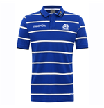 Polo Rugby Écosse Macron Travel 2016-2017 (Bleu)