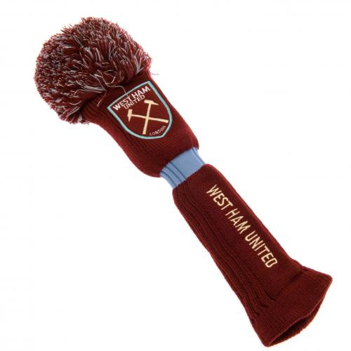 Capuchon de Golf West Ham United FC avec Pompon
