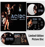 Vinyle Ac/Dc - Live In Nashville August 8Th 1978 (Picture Disc)