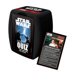 Star Wars jeu de cartes Top Trumps Quiz *ALLEMAND*