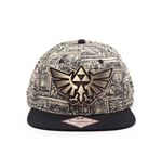The Legend of Zelda casquette hip hop Zelda Storyboard