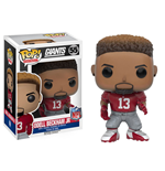NFL POP! Football Vinyl Figurine Odell Beckham Jr (Giants) 9 cm