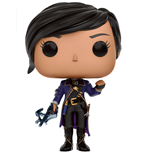 Dishonored 2 POP! Games Vinyl Figurine Unmasked Emily 9 cm