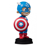 Marvel Comics mini statuette Captain America 15 cm