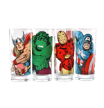 Verres Marvel Comics - Super-héros