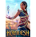 Magic the Gathering Kaladesh présentoir de decks de planeswalker (6) *ITALIEN*