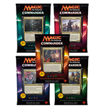 Magic the Gathering Commander (édition 2016) présentoir de decks (5) *ESPAGNOL*