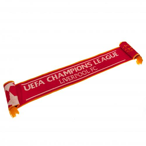 Écharpe Liverpool FC - Champions League