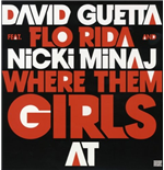Vinyle David Guetta - Where Them Girls At Maxi