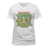 T-shirt Tortues Ninja - Group