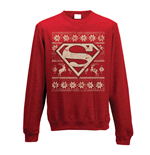 Sweat-shirt Superman - Fair Isle