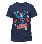 T-shirt Superman - Christmas Hero