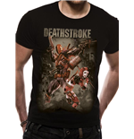 T-shirt Justice League - Deathstroke