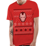 T-shirt Iron Man - Im Fair Isle