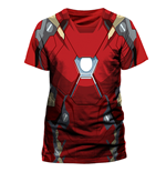 T-shirt Iron Man - Iron Man Costume