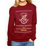 Sweat-shirt Harry Potter - Xmas Crest