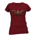 T-shirt Batman Vs. Superman - Wonder Woman Logo