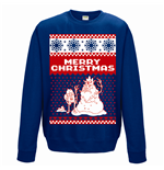 Sweat-shirt Adventure Time - Merry Christmas