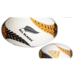 Ballon de Rugby All Blacks Gold