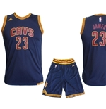 Mini Kit Cleveland Cavaliers Lebron James