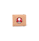 Portefeuille Double Volet Nintendo - Super Mario Mushroom Cork
