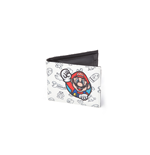 Portefeuille Double Volet Nintendo - Super Mario Patch