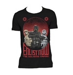 T-shirt Star Wars 247962