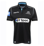 Maillot de Rugby Pro Glasgow Warriors Home 2016-2017