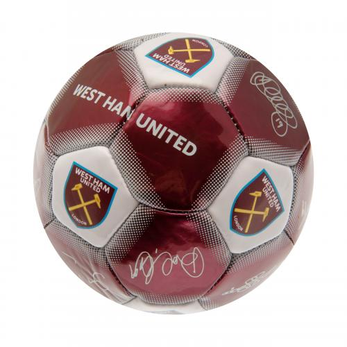 Ballon de Football Skill West Ham United FC Signature