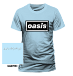 T-shirt Oasis - Definitely Maybe