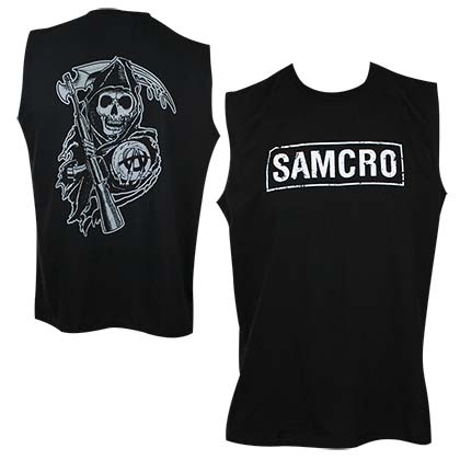 Dabardeur Sons of Anarchy - Samcro