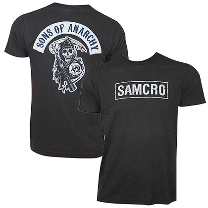 T-shirt Sons of Anarchy - Samcro