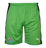 Short de Gardien de But Newcastle United FC Home 2016-2017 (Vert) - Enfants