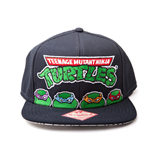 Casquette Tortues ninja - Turtles