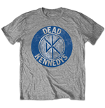 T-shirt Dead Kennedys: Vintage Circle