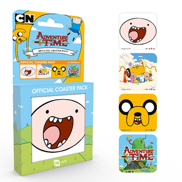 Sous-verre Adventure Time 248176