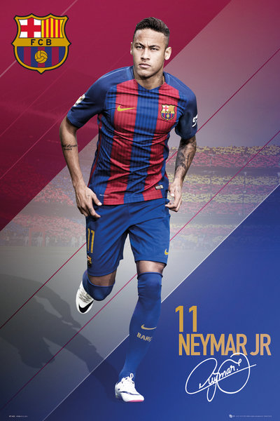 Poster FC Barcelone 248201