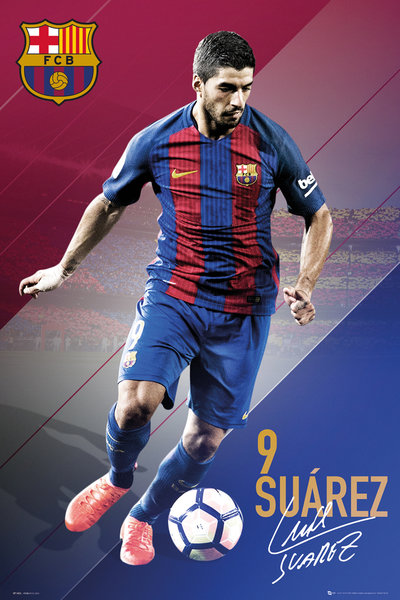Poster FC Barcelone 248202
