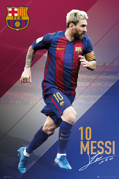 Poster FC Barcelone 248203