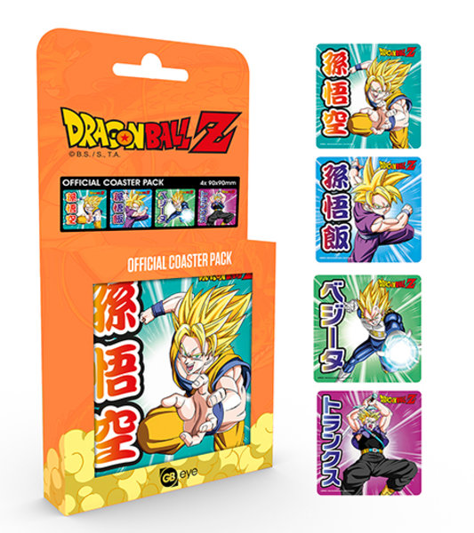 Sous-verre Dragon ball 248342