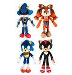 Sonic Boom assortiment peluches 20 cm (6)