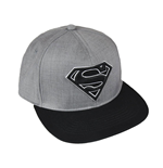 DC Comics casquette Premium Black Superman Logo