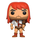 Son of Zorn Figurine POP! Television Vinyl Zorn (Office Attire) 9 cm
