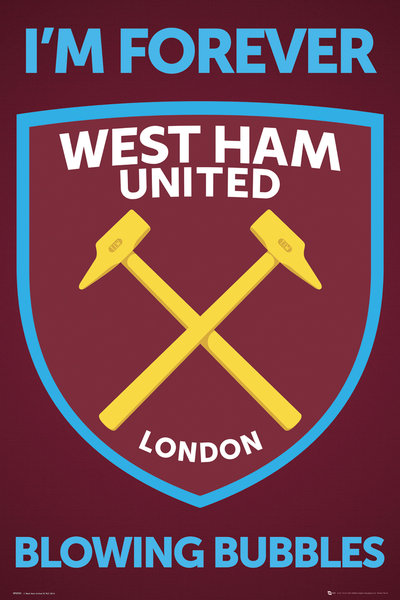 Poster West Ham United 249218