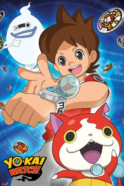 Poster Yo-kai Watch 249223