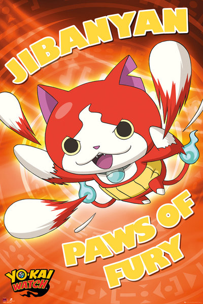 Poster Yo-kai Watch 249224