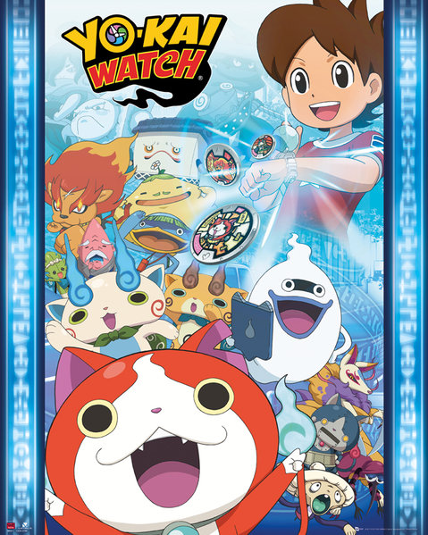 Poster Yo-kai Watch 249225