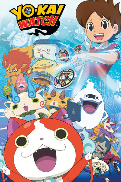 Poster Yo-kai Watch 249226