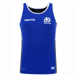 T-shirt Écosse rugby 2016-2017 (bleue)