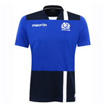 Maillot de Rugby Écosse Macron Poly Dry Gym 2016-2017